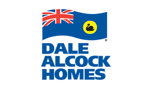Dale Alcock Homes Company Logo