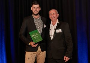 2017 2nd Year Apprentice of the Year – Nicholas Dolin