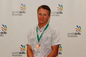 2017 Regional Completion Carpentry & Joinery – Bronze Medallist – Ben Albury