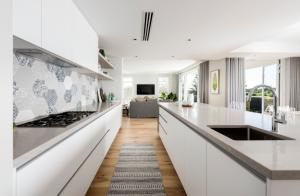 Kitchen & Bathroom Awards Winner, Bathroom in a Display Home $550,001 – $750,000, The Bayside