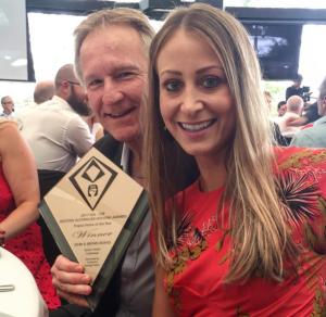 Kitchen & Bathroom Awards Winner, New Kitchen $50,001 – $70,000, The Maker Designer Kitchens, WB Custom Designed Client Home