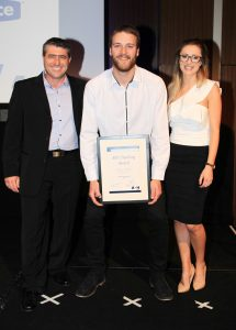2017 Plumber of the Year – Dylan Winton