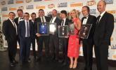 2016 Winner Best Customer Service Award Large Builder