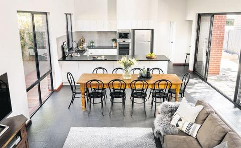 Dale Alcock Home Improvement transforms bungalow into family home