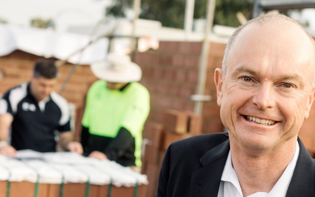 Leading builder Dale Alcock congratulates Coalition Government on stricter importation regulations
