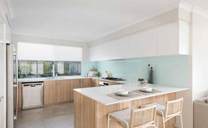 Kitchen in a Display Home Up to $220,000 'Carlisle' The Maker Designer Kitchens & Celebration Homes