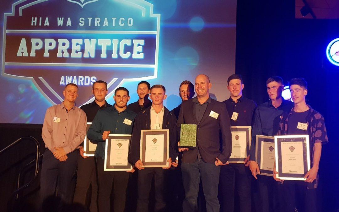Fantastic result at 2019 HIA Apprentice Awards
