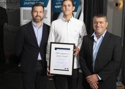 Jack Crawford Carpenter award