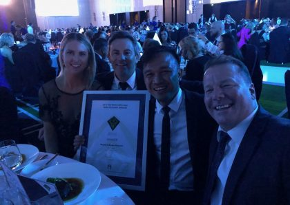WINNER – Display Home $800,001 and over – Webb & Brown-Neaves, The Casa