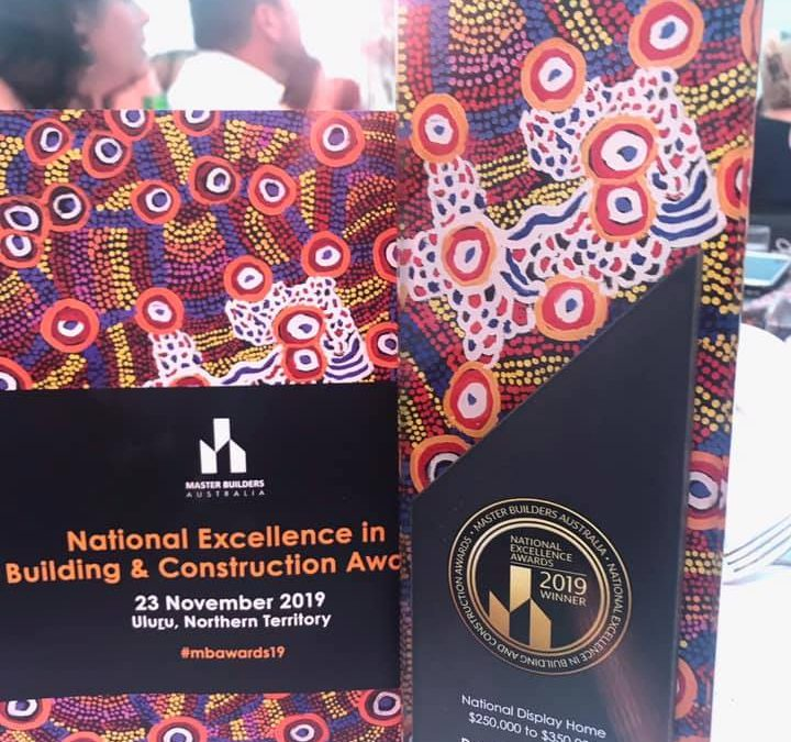 HIA & MBA -STATE & NATIONAL WINS FOR DALE ALCOCK HOMES