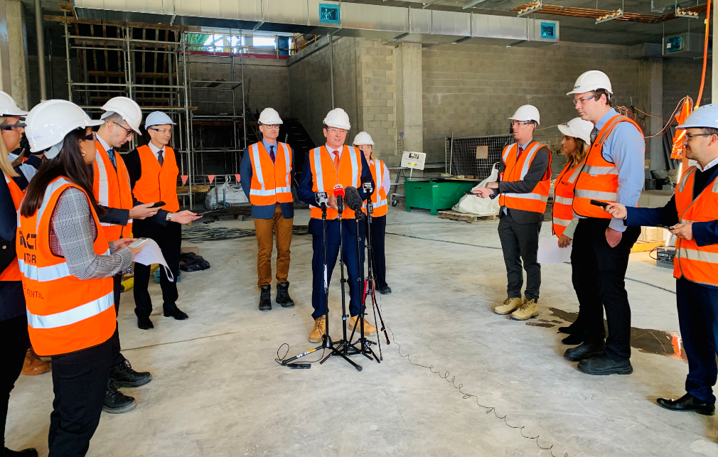 ABN GROUP'S DALE ALCOCK PRAISES MCGOWAN GOVERNMENT'S MAJOR PLANNING REFORMS TO DRIVE WA ECONOMY