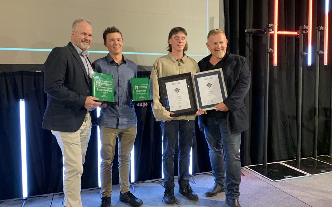 ABN Training Wins Big at 2021 HIA Apprentice Awards